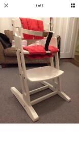 BabyDan high chair cushions