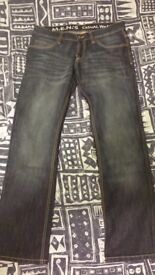 New jeans blue size 36