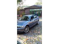 BMW 318i FULL OPTIONS - SPARES/BREAK UP OR MINOR REPAIR *** LONG MOT / FUEL ECONOMY