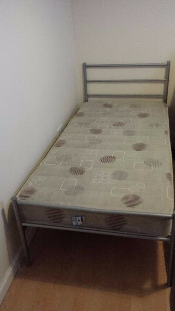 2x Single Fire Resistant Mattresses (Bed not included, buy separate)