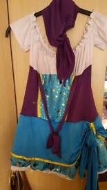 Esmeralda fancy dress