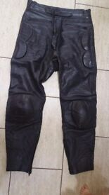 Motorbike gear jackets,trouses,gloves come and have look what I've got! !can deliver or post