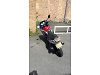 Lifan Samurai 125cc with MOT until August 2018