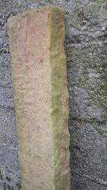 Building Materials: Stone Cill / Lintel.
