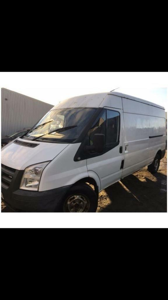 2008 2.4 Ford Transit may swap