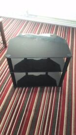 Bargain glass TV/Video stand £10.