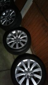 Audi A1 alloys whells 16""