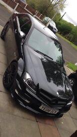 Mercedes c class 63 facelift replica