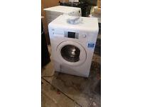Beko washing machine new order in white