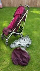 Mamas & Papas pushchair/stroller