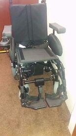 Quickie rumba modular electric wheelchair