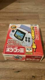 Pocket Famicom handheld game console
