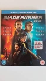 Blade Runner 2049 Blu-Ray (unopened with digital HD)