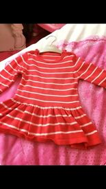 2 Marks & Spencer Dresses Age Upto 3 Months