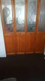 "2 xBi fold doors 29"" x 74 1/2"""