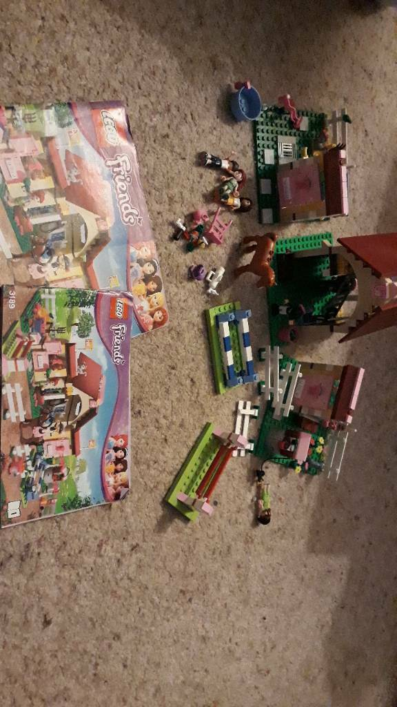 Lego Friends Stables