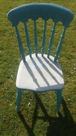 Painted Solid Pine Chair