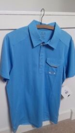 Gents Medium Oakley Golf Shirt