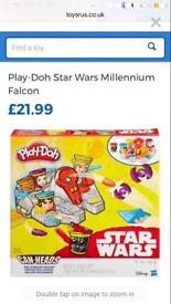 StarWars PlayDoh
