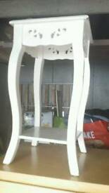Attractive White Table