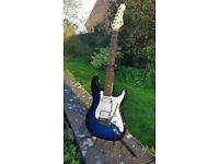 G&L Legacy 2HB SuperStratocaster (Custom Made in The USA)