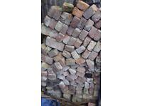 Old red stock bricks £1 per brick