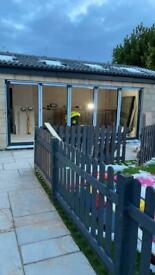 All building work Extensions, kitchens, bathrooms,
