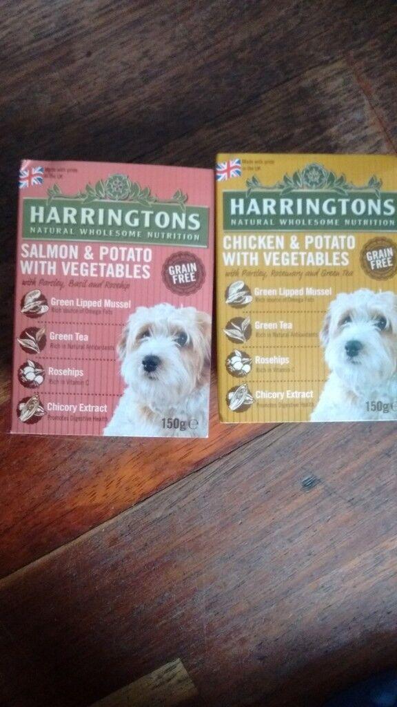 Harringtons Wet Dog Food High Quality Hypoallergenic Long Expiry In Barking London Gumtree