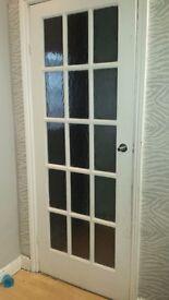 """Set of 2 interior doors 32"""""""