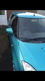 Suzuki swift 2009 1.3 56000miles