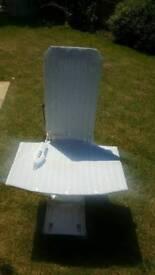 Aquatec bath seat disability aid