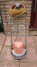 Flymo Lawnmower - No Blade, Working Condition