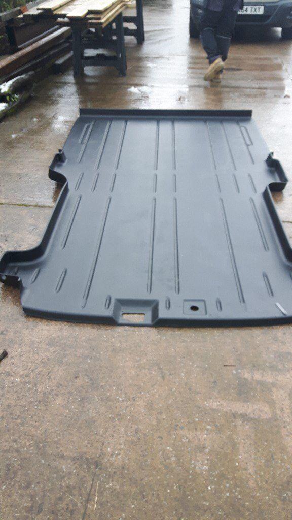e7314ee386 Plastic Rear Van floor liner for Ford Transit Custom LWB NEW