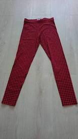 F&F girls leggins 11-12yrs