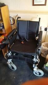 Electric Indoor/Outdoor Wheelchair