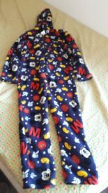 New Mickey mouse onesie....7-8 years