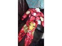 Avengers iron man suit