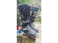 Sidi Vortex road race boot size 10.5 uk