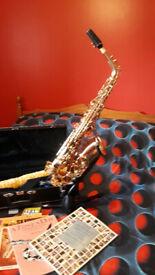 Jupiter 500 Alto Saxophone