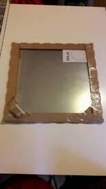 Brand new sealed Ikea Kolja round mirror 55cm