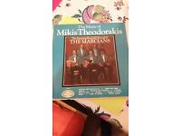 The Music of Mikis Theodorakis The Exciting Buzouki Sound of The Marcians