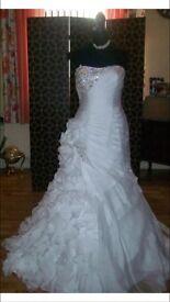 White wedding dress 12