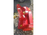Flail Mower 1.1m for compact tractor