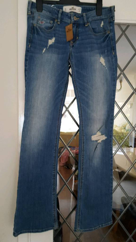 Ladies Hollister Jeans 5S Brand New