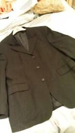 Mens black blazer size 50 euro. In very good condition