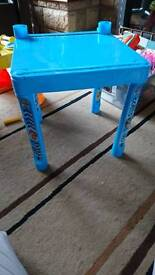 Paw Patrol coloring table
