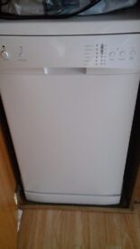 Dishwasher for sale as new