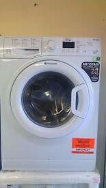 HOTPOINT white 7kg WASHING MACHINE