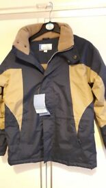 Harry Hall Eden Junior Jacket, Child's jacket with beige fleece lining, 10/11 yrs; size 146/152