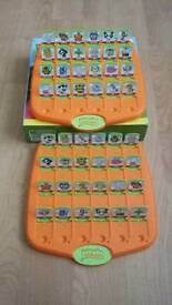 Moshi Monsters Guess Who game